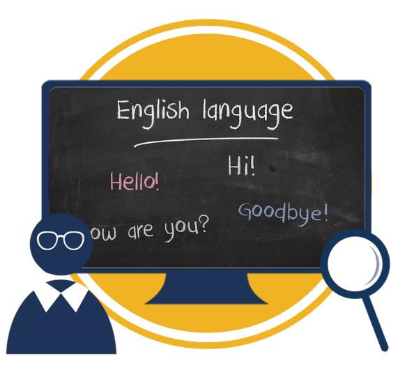 Učenje angleščine s pisanjem blogov v spletni učilnici Moodle