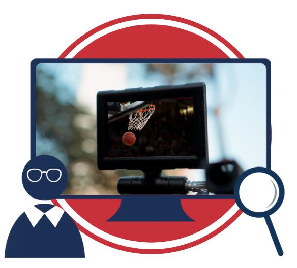 Snemanje in analiza videoposnetkov