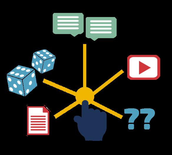 Intenzivna spletna delavnica: Interaktivna učna gradiva