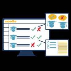 Intenzivna spletna delavnica: Moodle v izobraževanju 2