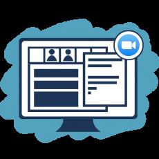 Napredna uporaba videokonferenčnega sistema Zoom v pedagoškem procesu
