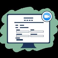 Uporaba videokonferenčnega sistema Zoom pri strokovnem sodelovanju