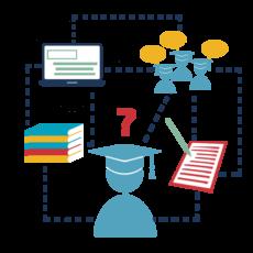 Fokusna spletna delavnica: Adaptivno učenje z uporabo interaktivnih učnih gradiv