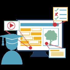 Fokusna spletna delavnica: Izdelava interaktivnih predstavitev z IKT