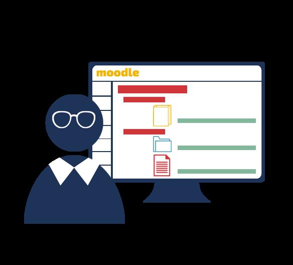 Fokusna spletna delavnica: Organizacija dela in študija v spletni učilnici Moodle