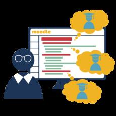Fokusna spletna delavnica: Sodelovalno učenje v spletni učilnici Moodle