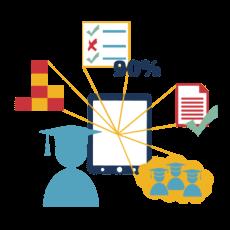 Foksuna spletna delavnica: Vrednotenje znanja študentov ob inovativnih oblikah učenja z uporabo IKT