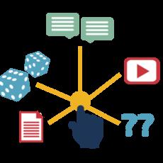 Webinar: Ustvarjanje interaktivnih učnih gradiv