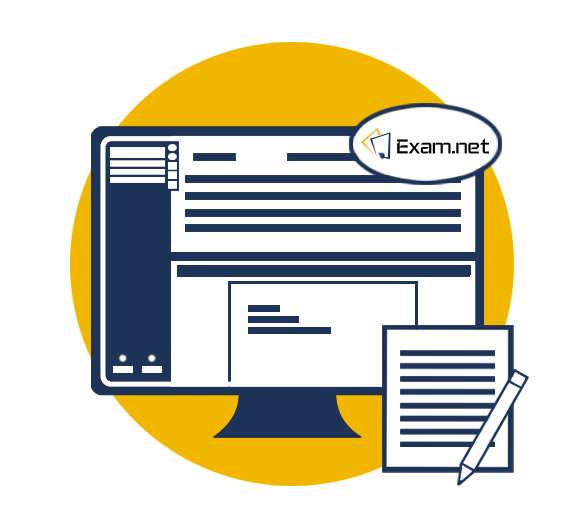 Vrednotenje znanja z orodjem Exam.net