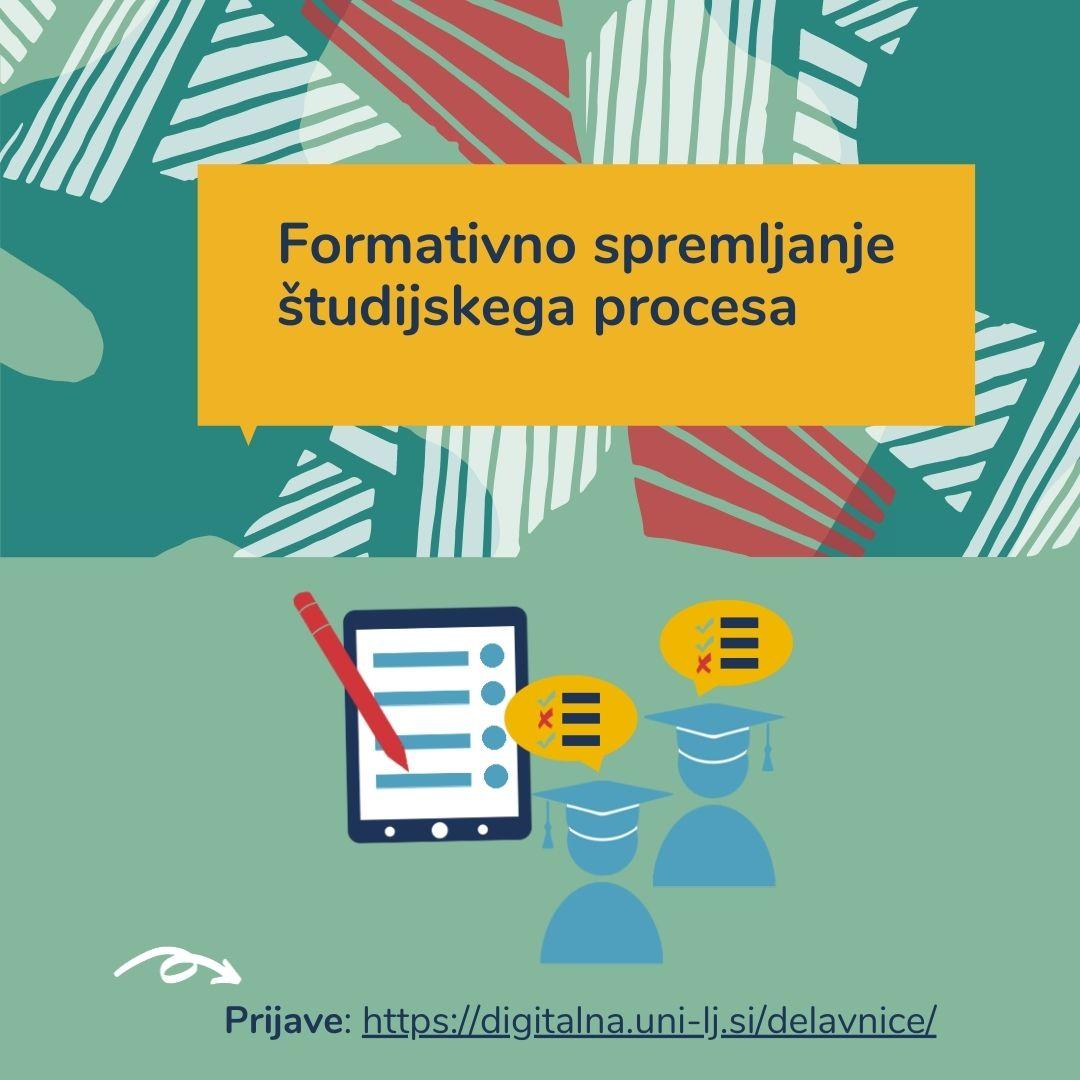 Formativno spremljanje študijskega procesa