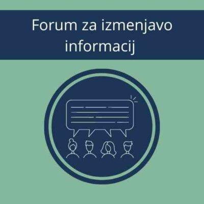 Forum za izmenjavo informacij