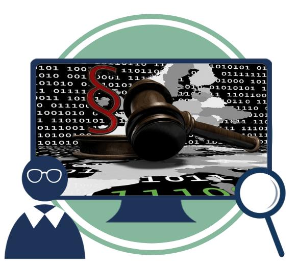 Pridobivanje pravnih veščin z delom v skupinah in uporabo spletnih učilnic